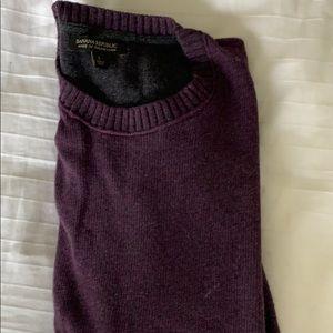 Men's Banana Republic sweater size Large